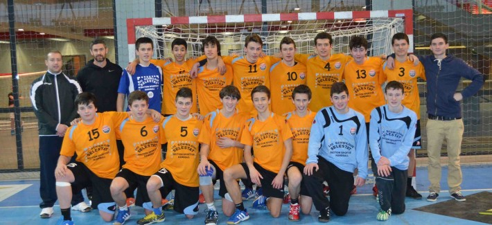 La section sportive handball lycée