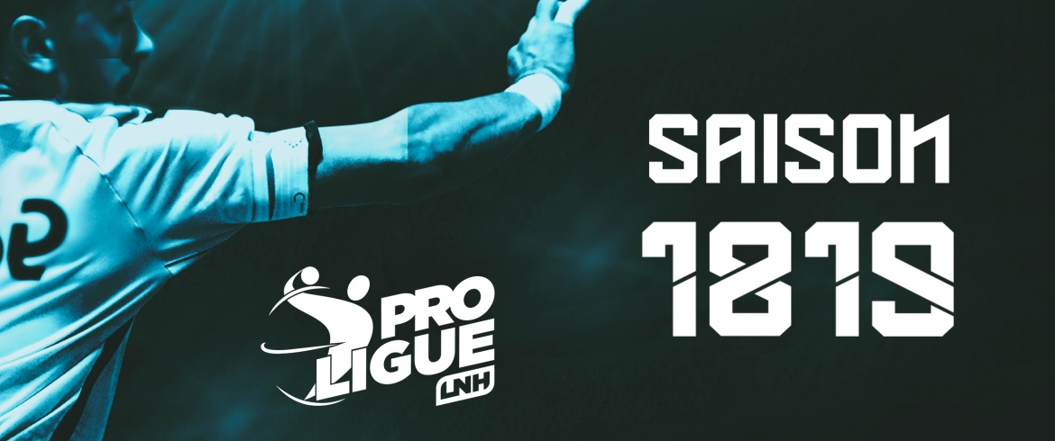 Le calendrier 2018-19 de Proligue
