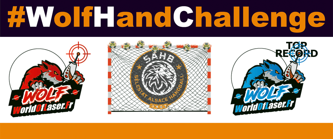 #WolfHandChallenge : AIM RIGHT and WIN THE PRIZE